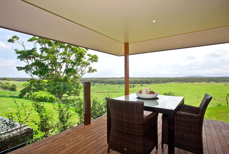 for life retreats - accommodation - magnificent package