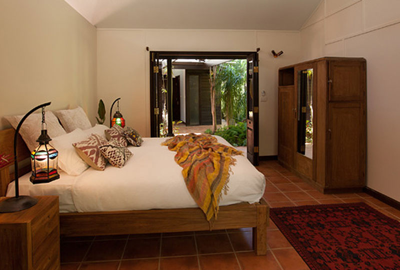 for life retreats - accommodation - tropical package